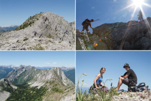 Hiking Fernie Alpine Resort